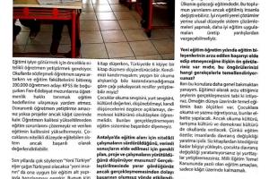 NOKTA Dergisiyle Röportaj / 2014