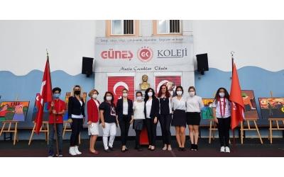 2A Öğrencilerinden İngilizce İzmir Marşı 29 Ekim 2020