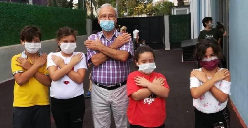 Pandemi Sarılması