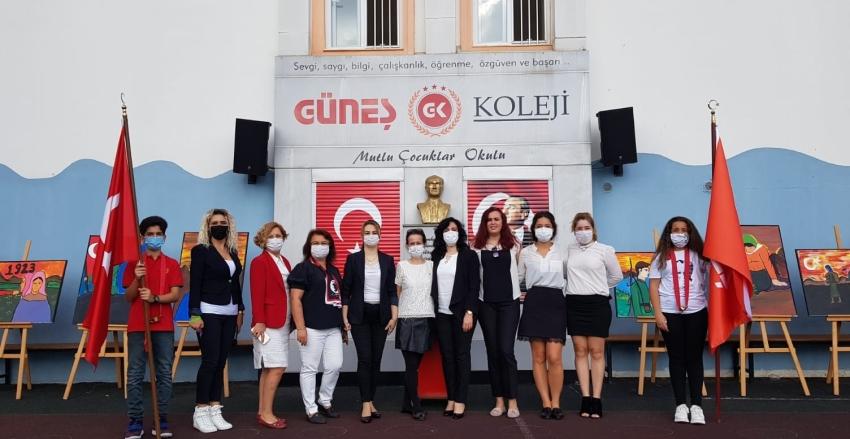 2020 29 Ekim Cumhuriyet Bayramı: Pandemi'de Maskeli Bayram...