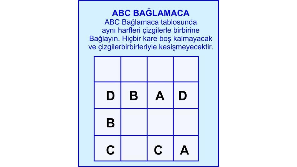 ABC Bağlamaca S-1/2