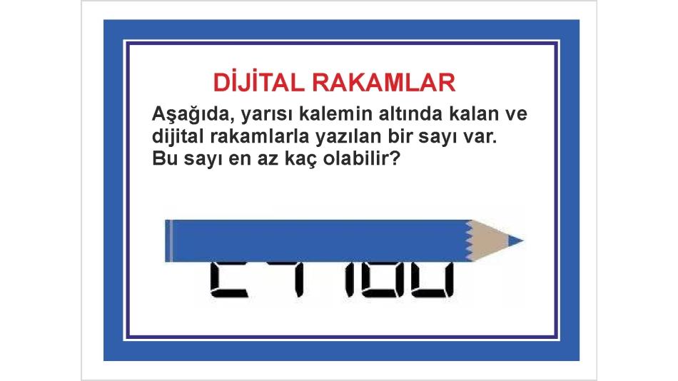 Dijital Sayı