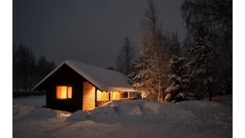 Işığı Yanan Evler