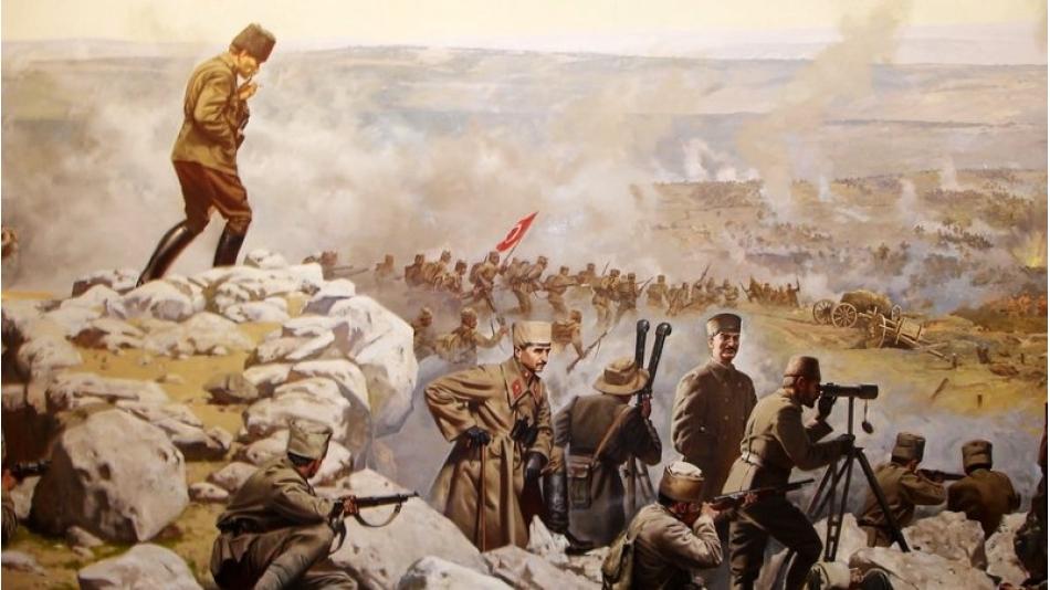 Kurtuluş Savaşı Günlüğü