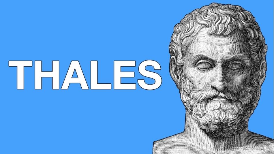Filozof Tales'e SormuÅŸlar