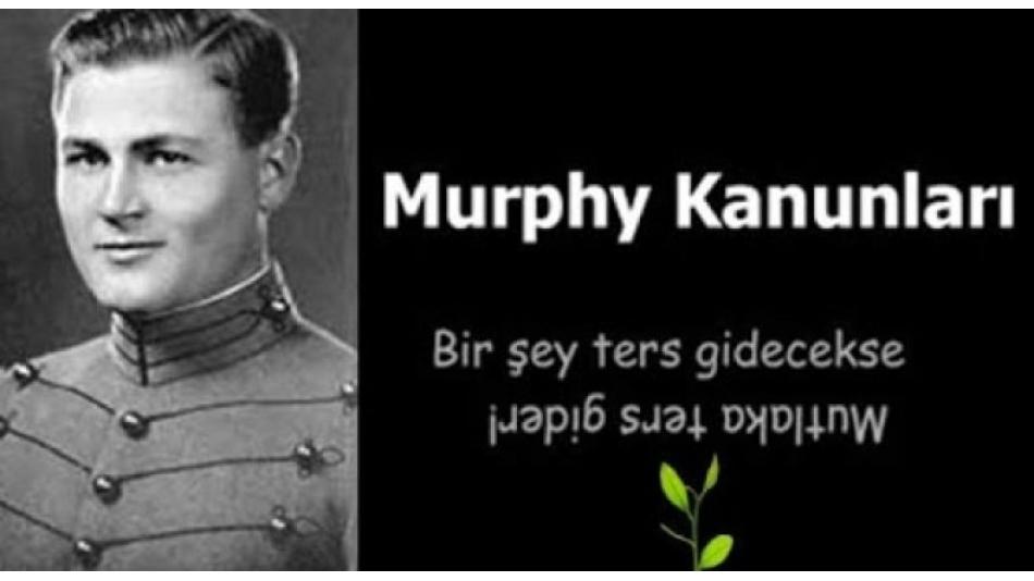 Murphy Yasaları - 1