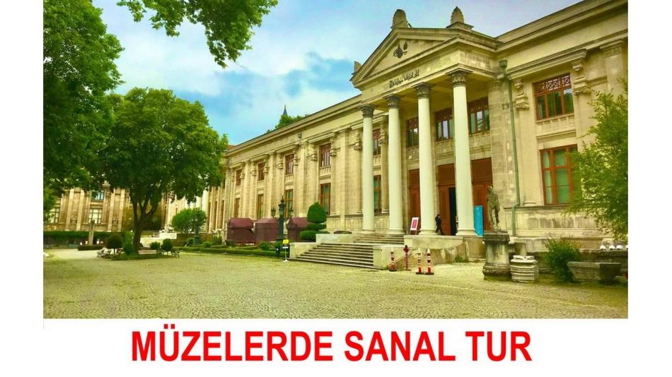 Müzelerde Sanal Gezi