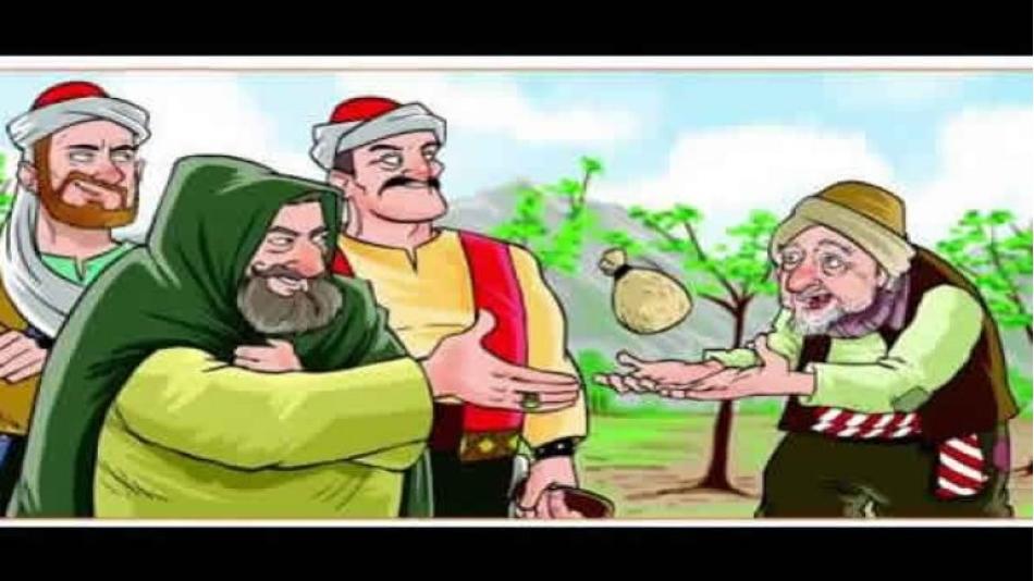 Padişah ve Yaşlı Adamın Hikayesi