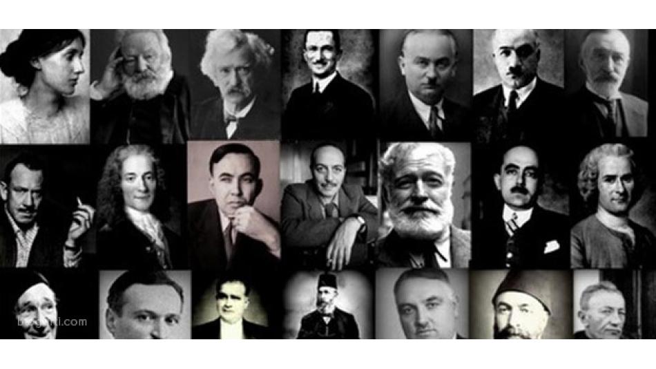25 Büyük Yazar Hakkında Şaşırtıcı Bilgiler